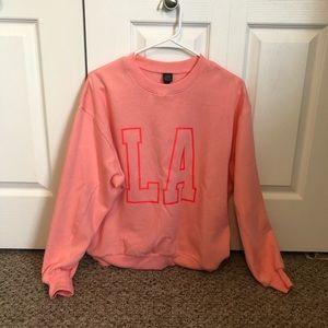 NEW. Wild Fable. LA Sweatshirt. Size XS.